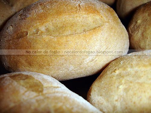 Pão integral da Akemi