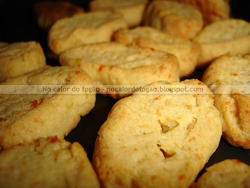 Biscoitos de pimenta
