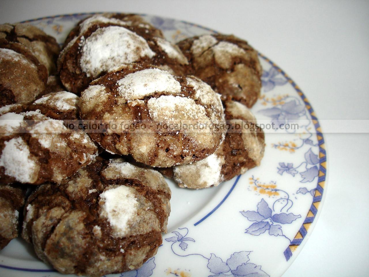 Cookies de Prestígio da Patrícia