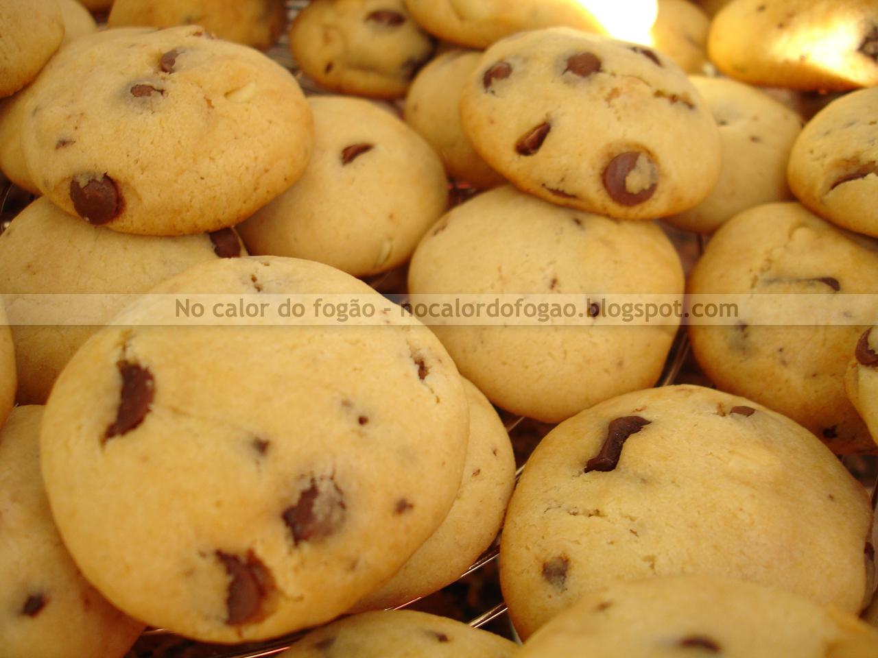 Cookies de leite condensado da Phoebe
