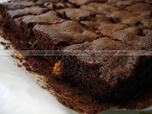 Wicked easy fudge brownies