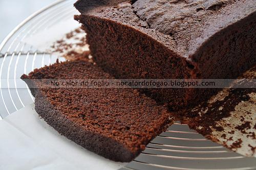 Bolo de chocolate denso da Nigella
