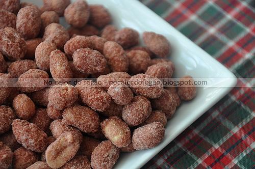 Amendoim doce (Praliné)