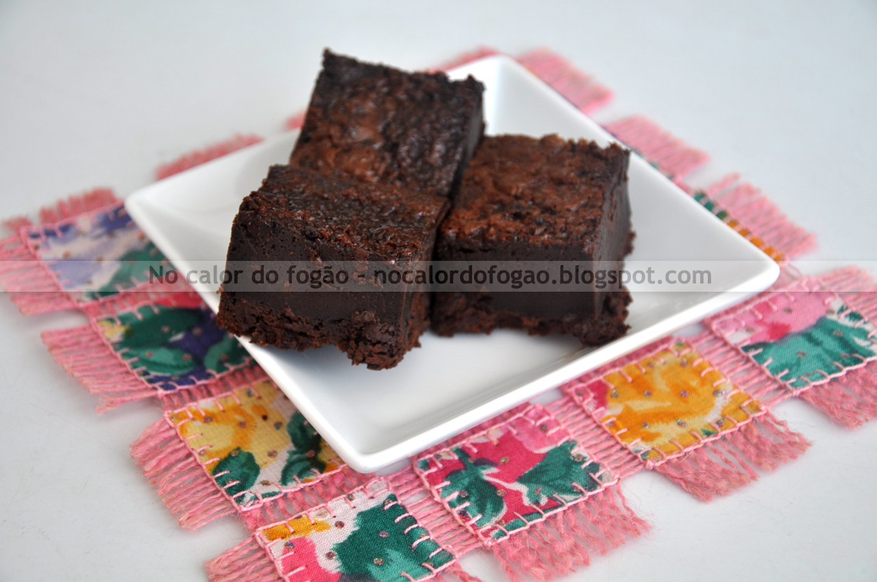 Brownies de Stout