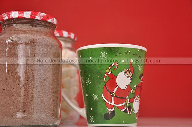 Kit para chocolate quente