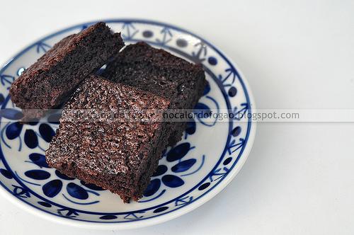 Brownies para Cinco de Mayo