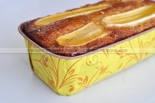 Pão de banana divino da Lyle