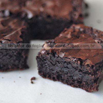 Brownies 'de caixinha'