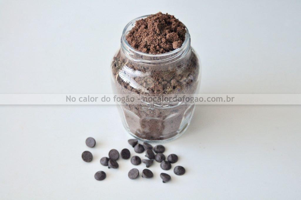 Mistura para brownies