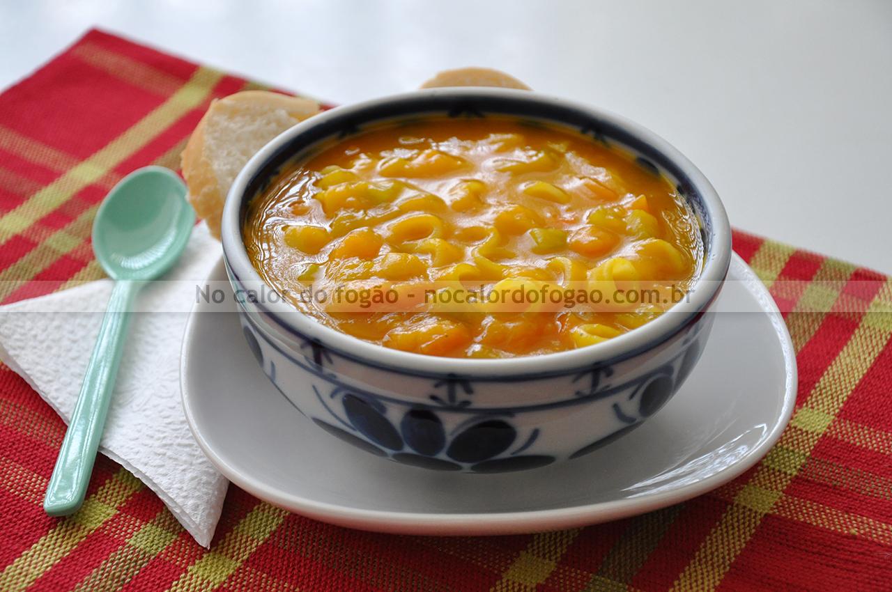 Sopa do Gabriel