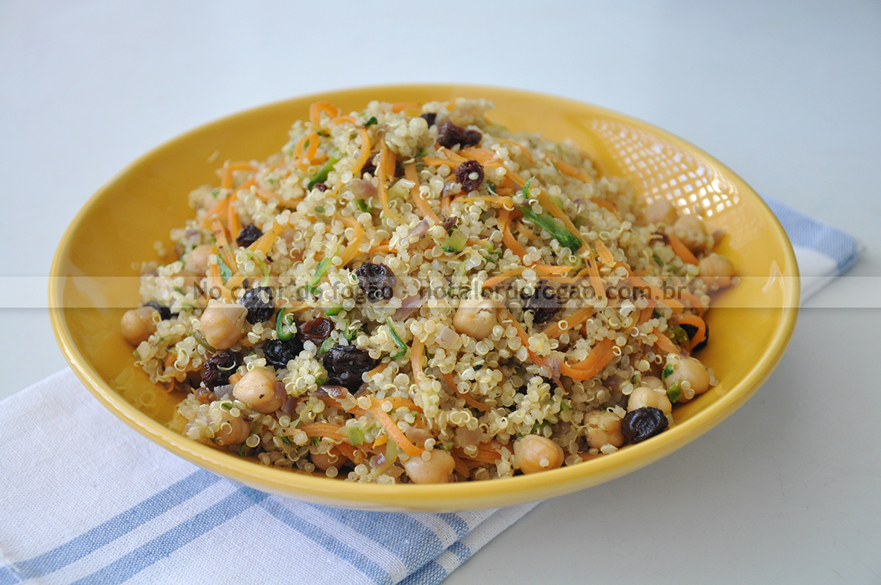 Quinoa marroquina