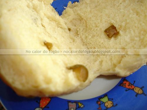 Pão de azeitonas