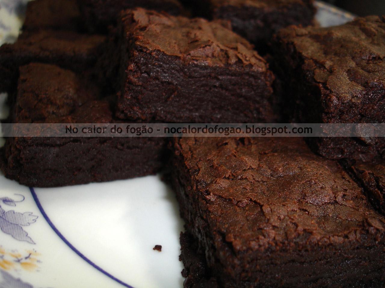 Brownies da Martha Stewart