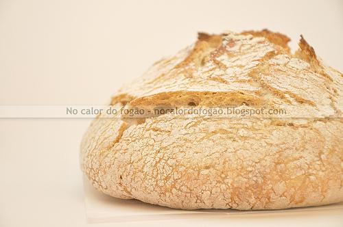 No-knead bread mais rápido
