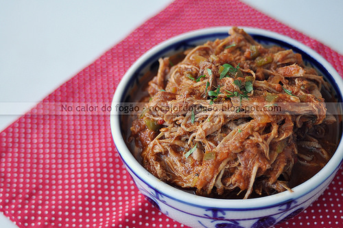 Ropa Vieja (na slow cooker)