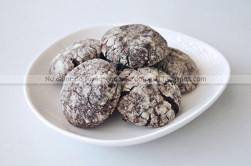 Cookies craquelados da Dorie